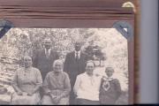 Hilma Vuorisen perhe